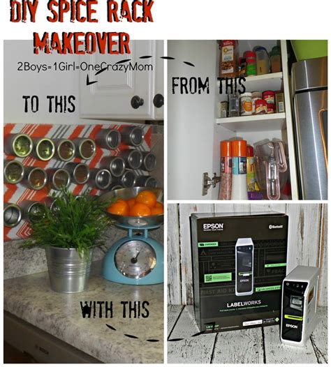 diy corner spice rack clean up your kitchen and create a diy magnet spice