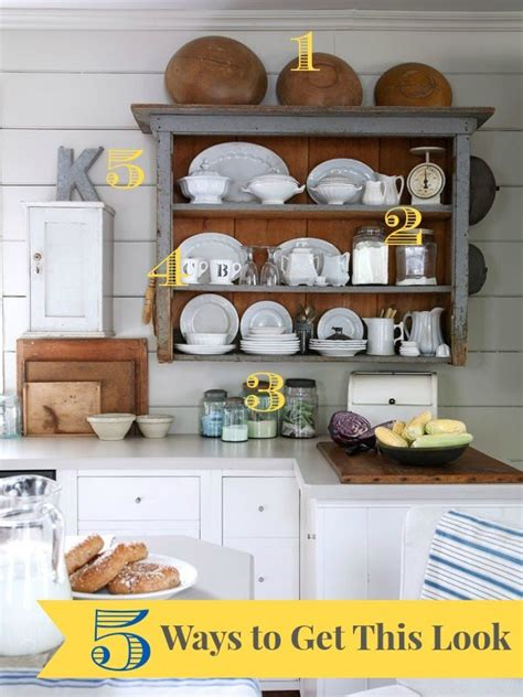 5 ways to get a luxury look for less 5 ways to get this look rustic kitchen infarrantly creative