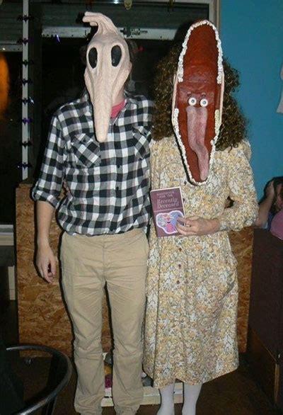 creative unique couple halloween costume ideas