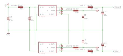 Electrical Plan Noise Sanity Check Input And Output Filter For A