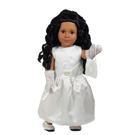 18 quot doll clothes made for american complete gala