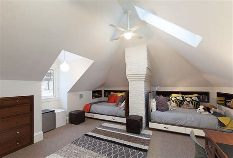 innovative bedrooms 20 delightful kids rooms with skylights