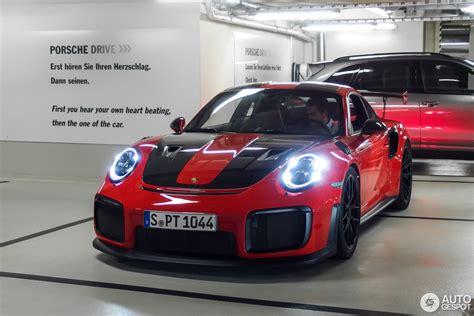 Porsche 991 Gt2 Rs by Porsche 991 Gt2 Rs Weissach Package 19 September 2017