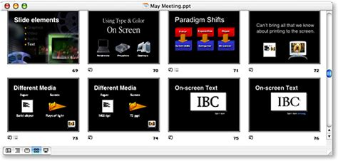 10 slide design tips for producing powerful and effective