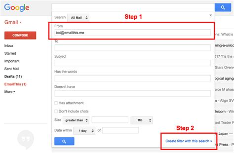 now proceed with searching it in the folder where you have how to move emails to a new folder label in gmail with