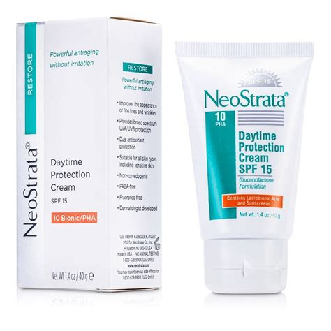 Neostrata Daytime Protection Spf15 40g neostrata new zealand daytime protection spf15 by