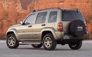 09 Jeep Liberty Recalls Nhtsa Investigating 2002 2003 Jeep Liberty Airbags