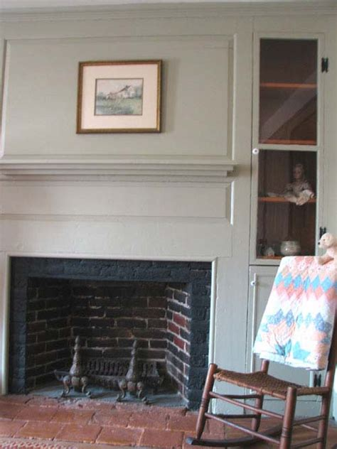 Historic Fireplaces by Rumford Fireplace Picture Gallery