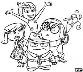 coloring pages printable get this free inside out coloring pages disney printable