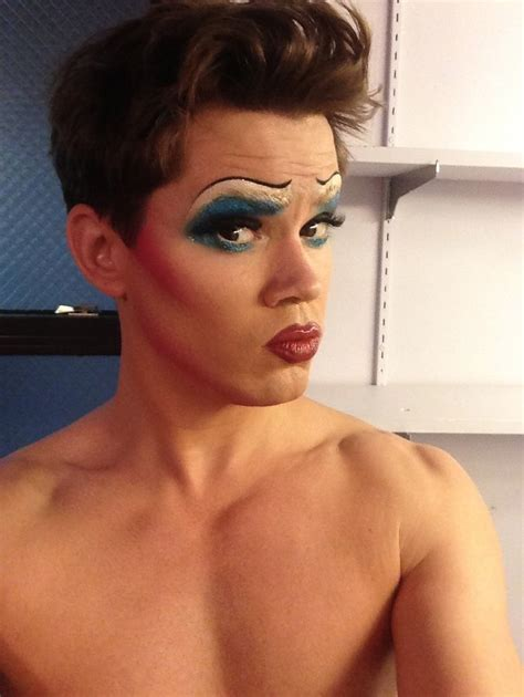 andrew and the angry inch hedwig andrew rannells photo diary of his first night as hedwig