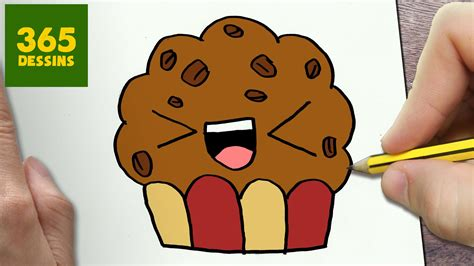 Squishy Tomat Rissing comment dessiner cupcake kawaii 201 par 201 dessins