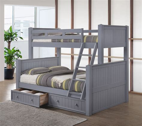 twin over full bed dillon black twin over full bunk bed black bunk beds
