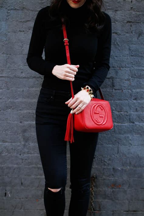 Best 25  Red bags ideas on Pinterest   Red handbag, Red accessories and Moschino bag