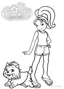 Polly Pocket Coloring Pages printable polly pocket coloring pages for cool2bkids