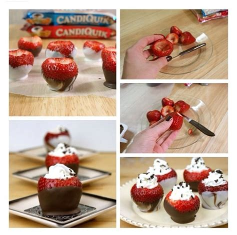 diy food diy strawberry creme pictures photos and images for