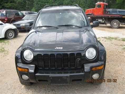 2003 jeep liberty limited edition 4x4 sell used 2003 jeep liberty 4x4 limited edition in bremen