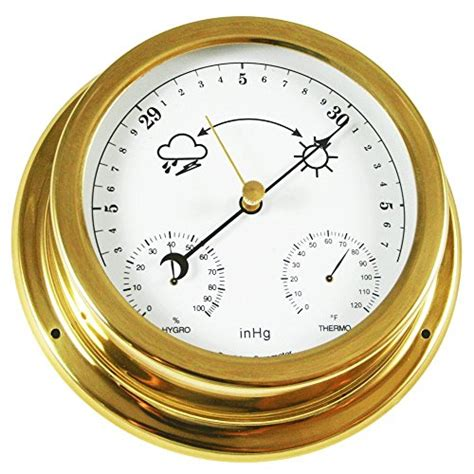 ambient weather weatherstation 10 barometer with