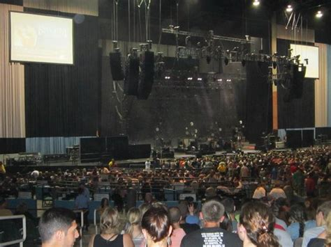 section 8 in hartford ct main stage at comcast from section 700 picture of