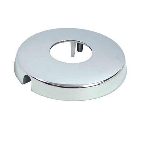 bathtub flange tub shower handle flange for indiana brass in chrome danco