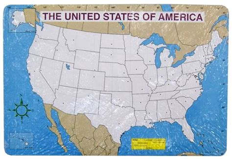 unlabeled map of the united states 302 found