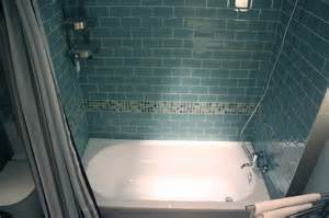 Glass Tile Installation Glass Tile Installation Inspiration Contemporary Bathroom Vancouver By Rocky Point Tile