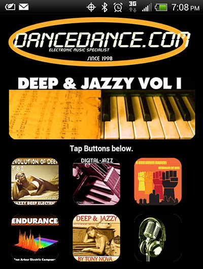 Update Dj S Download Deep Jazzy House Music Vol I Music Mobile App For Android