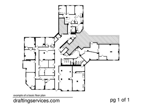 exle of floor plan drawing floor plans nyc by draftingservices com