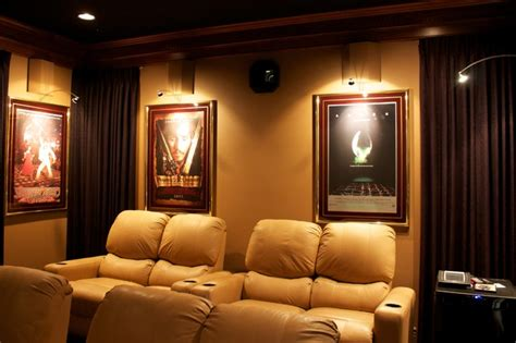 media room projectors theater room with projector