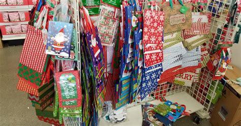 dollar tree 50 off christmas clearance decor wrapping