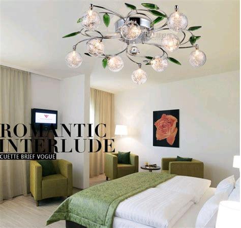 Superior Idee Couleur Chambre Garcon #5: Mode-2013-plafonnier-artistique-feuilles-vertes-cristal-pastorales-pour-chambre-salon-restaurant-018.jpg