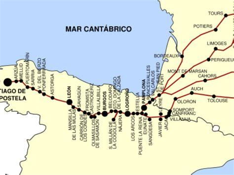 camino de santiago frances historia camino de santiago la consolidaci 243 n