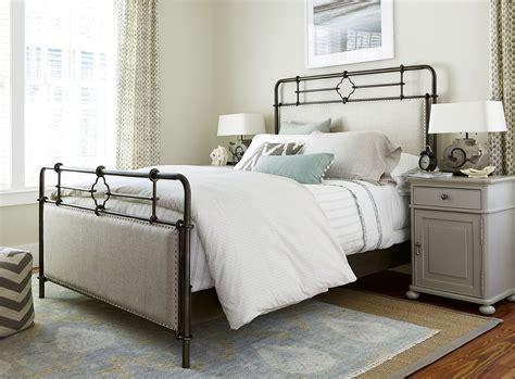 metal bedroom set dogwood low tide upholstered metal bedroom set from paula