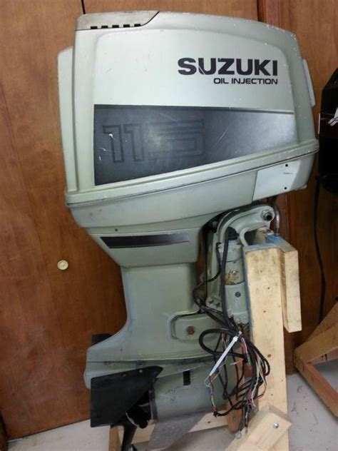 115 Hp Suzuki Outboard Complete Outboard Engines For Sale Page 187 Of Find