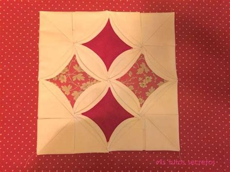 Cathedral Window Patchwork Tutorial - 17 best images about quilt tutorials on