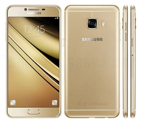 Samsung C 5 Samsung Galaxy C5 Gold 32gb Dual Sim Price In Pakistan