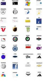 Part one of the logo quiz answers level 2