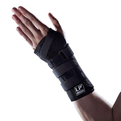 Lp Support Wrist Black Uk M Lp 703 200000146 lp support find offers and compare prices at wunderstore