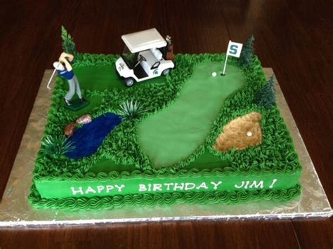 golf themed cake decorations 25 best ideas about golf course cake on golf