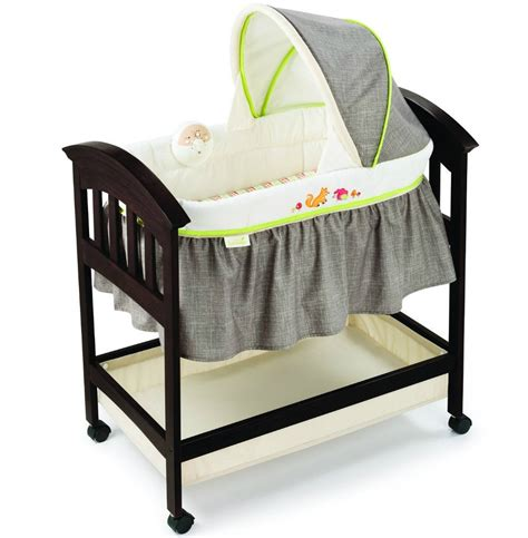 summer infant classic comfort wood bassinet top 10 cradles and bassinets of 2013 ebay
