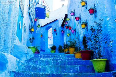 blue city morocco travel in morocco chefchaouen photos of the blue city