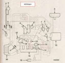 audi 2005 a6 3 2 timing chain diagram audi free engine