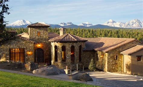 tuscan style house plans architecture