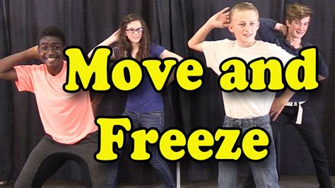 Move And by Brain Breaks Songs For Children Move And Freeze