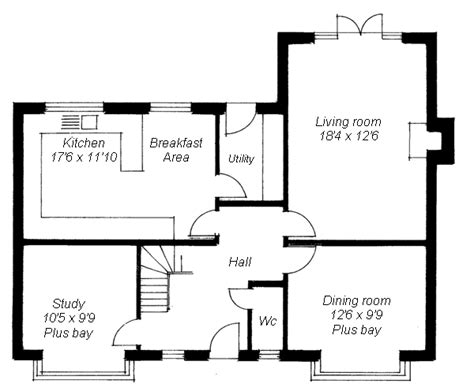 Tudor House Floor Plans | harvester homes floor plans tudor house