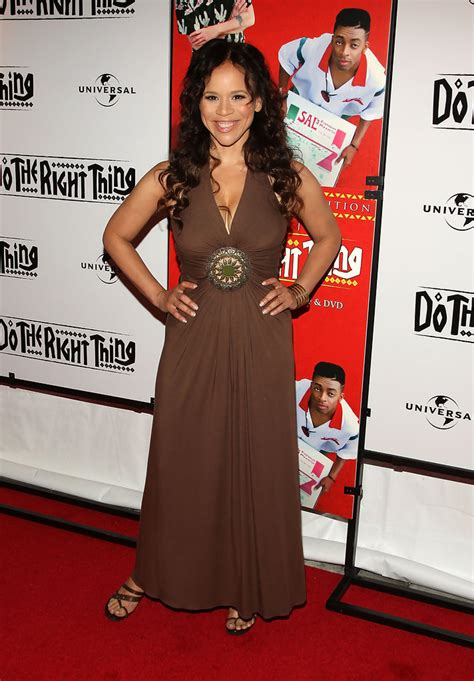 does rosie perez wear a wear rosie perez in 20th anniversary screening of quot do the right