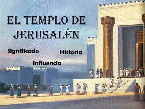 el diamante de jerusaln el templo de jerusal 201 n significado historia influencia