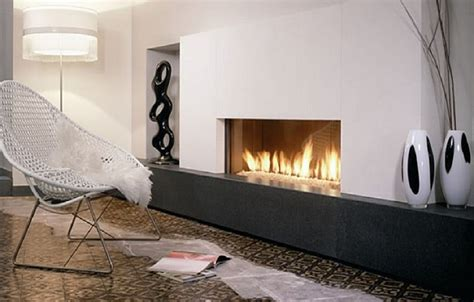 contemporary and luxury fireplace design ideas modern