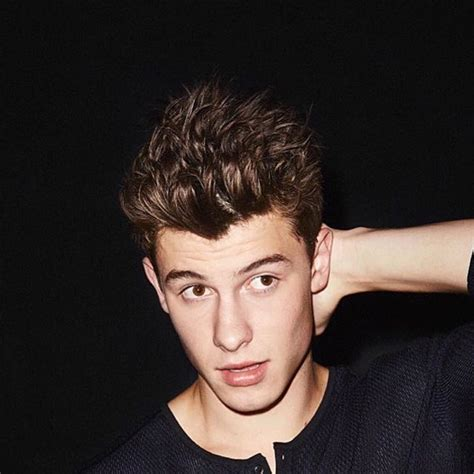 Hairstyle Photoshoot by An Unreleased Photo From Shawn S Photoshoot With Billboard