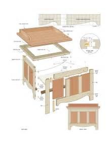 storage bench woodworking plans outdoor storage bench woodworking plans woodshop plans