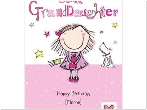 Happy Birthday Wishes For A Granddaughter Happy Birthday Granddaughter Birthday Wishes For